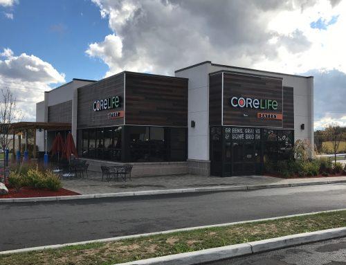 Core Life Eatery New Hartford NY